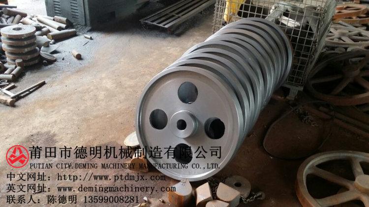 专业生产皮带轮各种零件等
