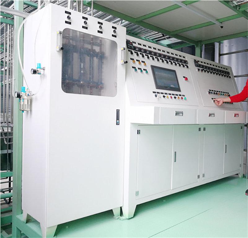 电控箱-流量计(Control Panel & Flow Meter)